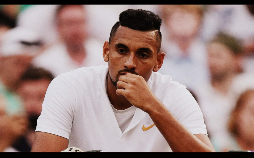 BBC TENNIS: Wimbledon 2018: Keep out! Why aren't young male players breaking through?
