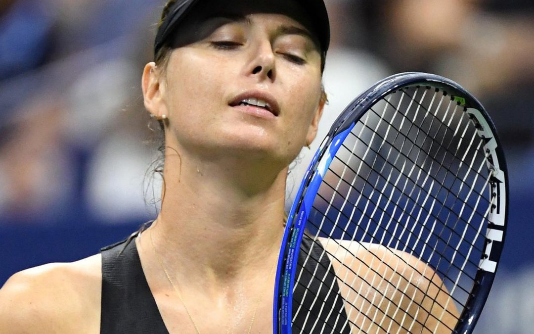 BBC TENNIS: US Open 2018: Maria Sharapova says she has had tougher times after last-16 defeat