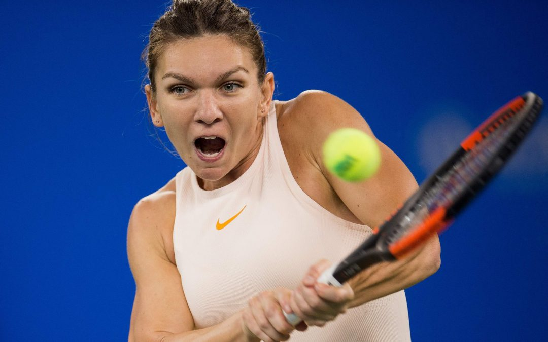 BBC TENNIS: Injured Halep withdraws from WTA Finals
