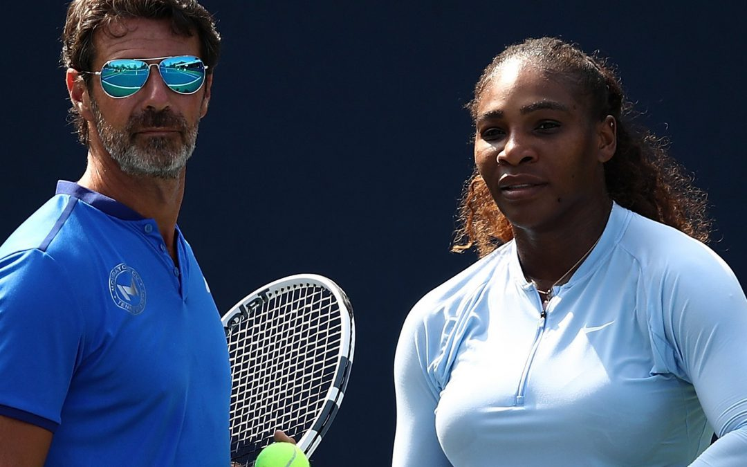BBC TENNIS: Serena Williams' coach says allowing on-court coaching would improve tennis