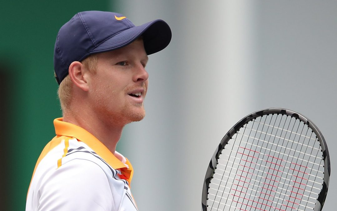 BBC TENNIS: European Open: Kyle Edmund thrashes Albert Ramos-Vinolas in Antwerp