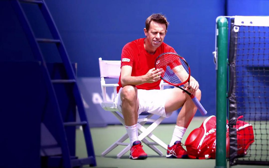 SPORTSNET TENNIS: Daniel Nestor Unmatched: Tribute to Canada's Mr. Tennis