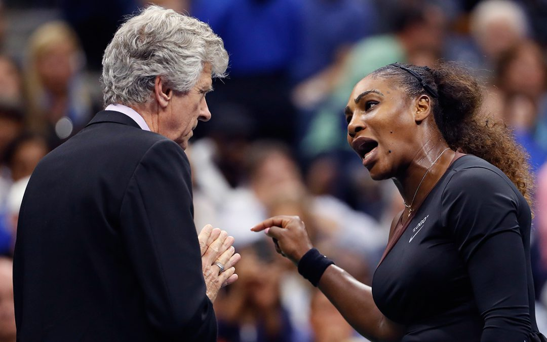 SPORTSNET TENNIS: Serena Williams fined $17,000 for U.S. Open final violations