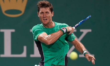 GUARDIAN TENNIS: Matthew Ebden wins career-best upset at Shanghai Masters