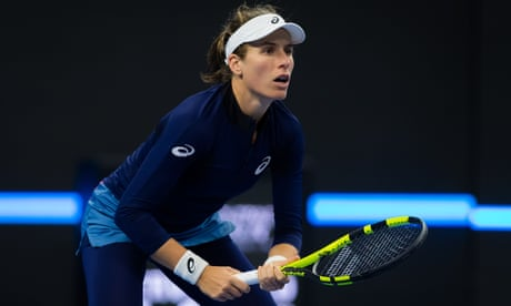 GUARDIAN TENNIS: Great Britain to host home Fed Cup ties for first time in more than 25 years
