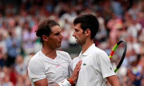 GUARDIAN TENNIS: Nadal and Djokovic need to break silence over Saudi exhibition | Kevin Mitchell