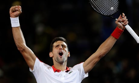 GUARDIAN TENNIS: Novak Djokovic wins Shanghai Masters to continue hunt for Nadal's No 1 crown