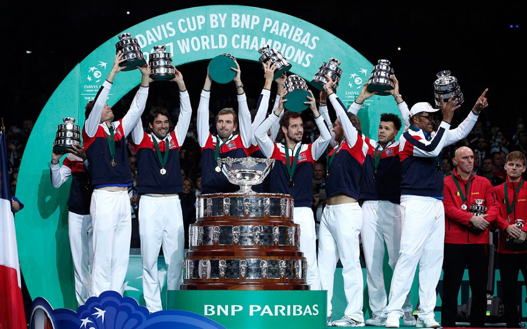 SPORTSNET TENNIS: France opts for clay to take on Croatia in Davis Cup final