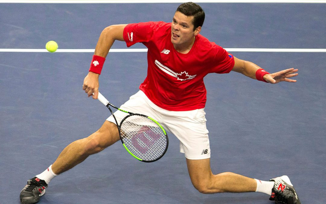 SPORTSNET TENNIS: Raonic ready to lead Canadian tennis in Nestor's absence