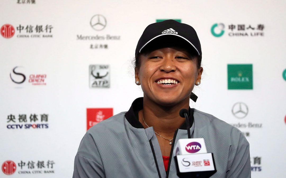 SPORTSNET TENNIS: Osaka drawn with 2 other Grand Slam champions at WTA Finals