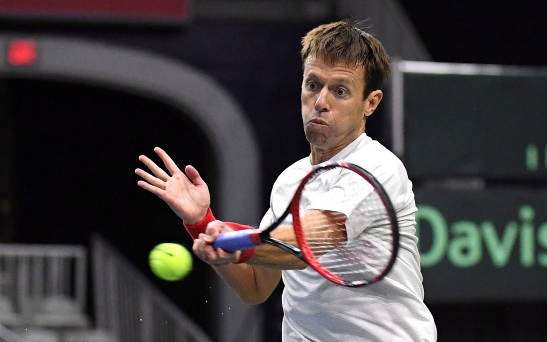 SPORTSNET TENNIS: Nestor inducted into Canada's Tennis Hall of Fame in on-court ceremony