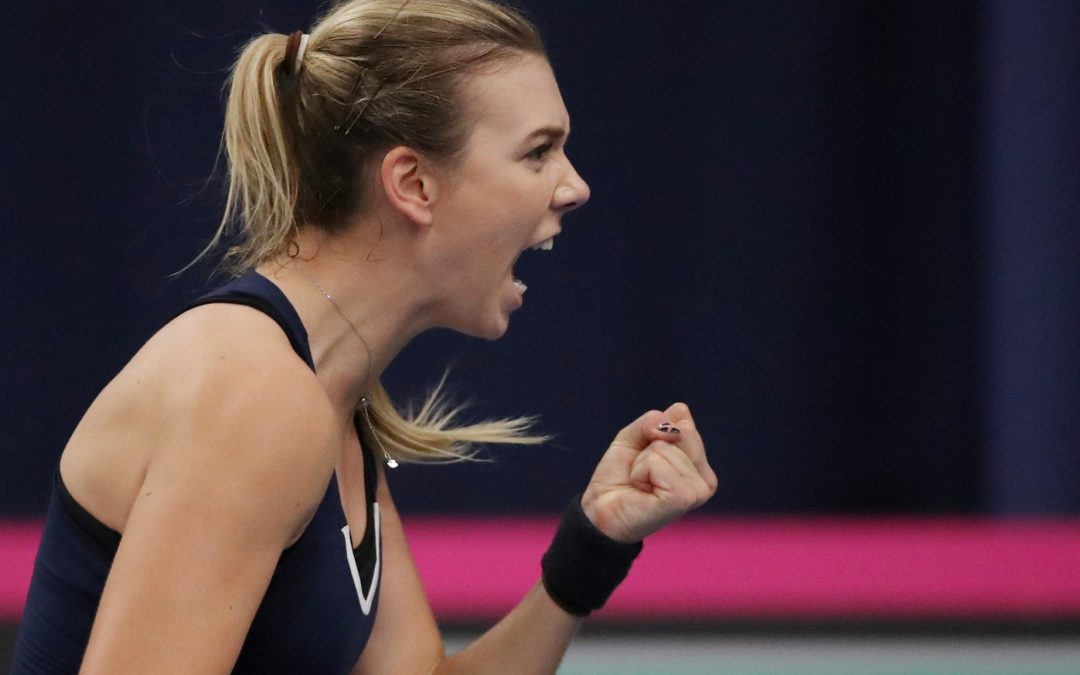 BBC TENNIS: Fed Cup: Revamped tournament could be held as soon as April 2020