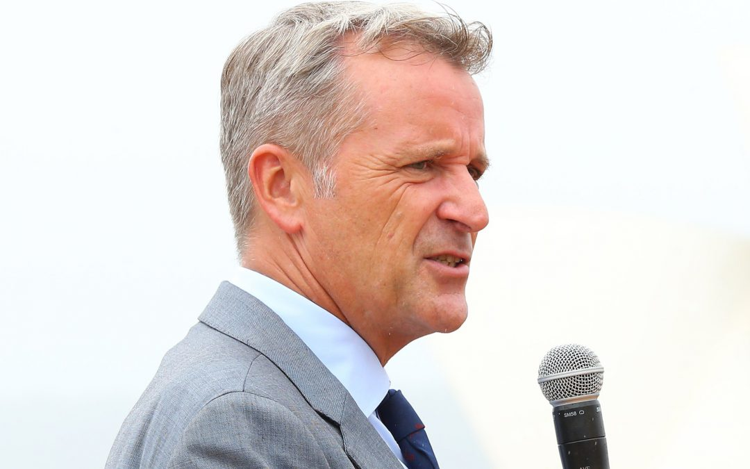 BBC TENNIS: ATP vote not to extend president Chris Kermode's contract