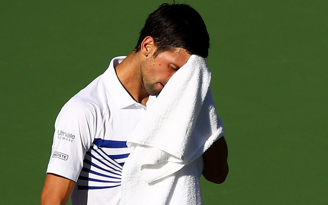 BBC TENNIS: Djokovic out in Indian Wells as Edmund wins