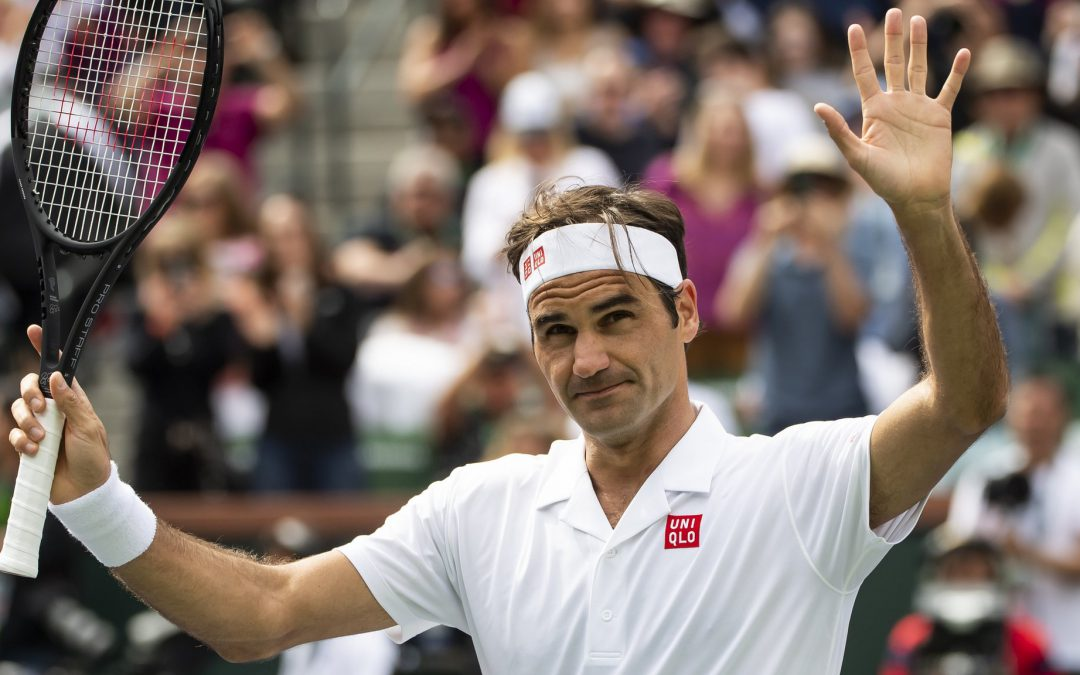 BBC TENNIS: Indian Wells: Roger Federer beats Kyle Edmund, Nadal also through