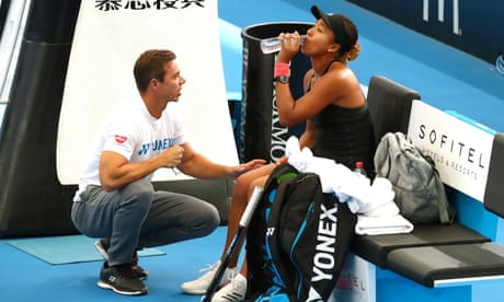 GUARDIAN TENNIS: World No 1 Naomi Osaka splits with coach two weeks after Australian Open win