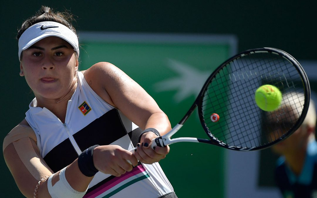 SPORTSNET TENNIS: What are Bianca Andreescu's chances of winning a grand slam title?
