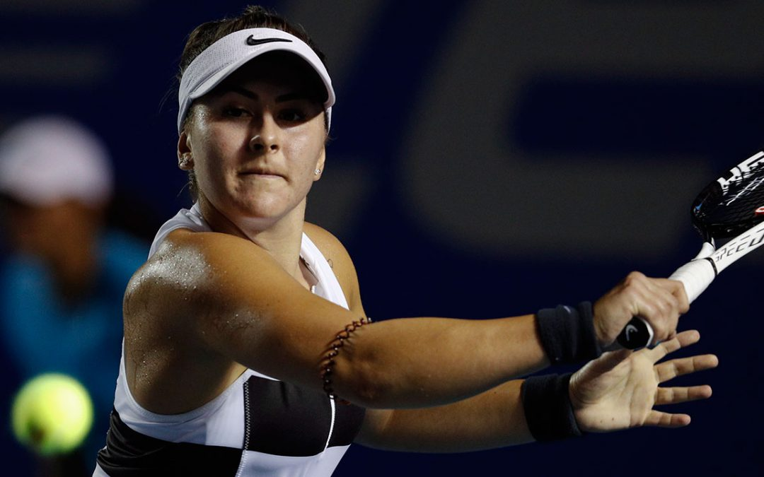 SPORTSNET TENNIS: Canada's Andreescu jumps 11 spots in WTA rankings to career-high No. 60
