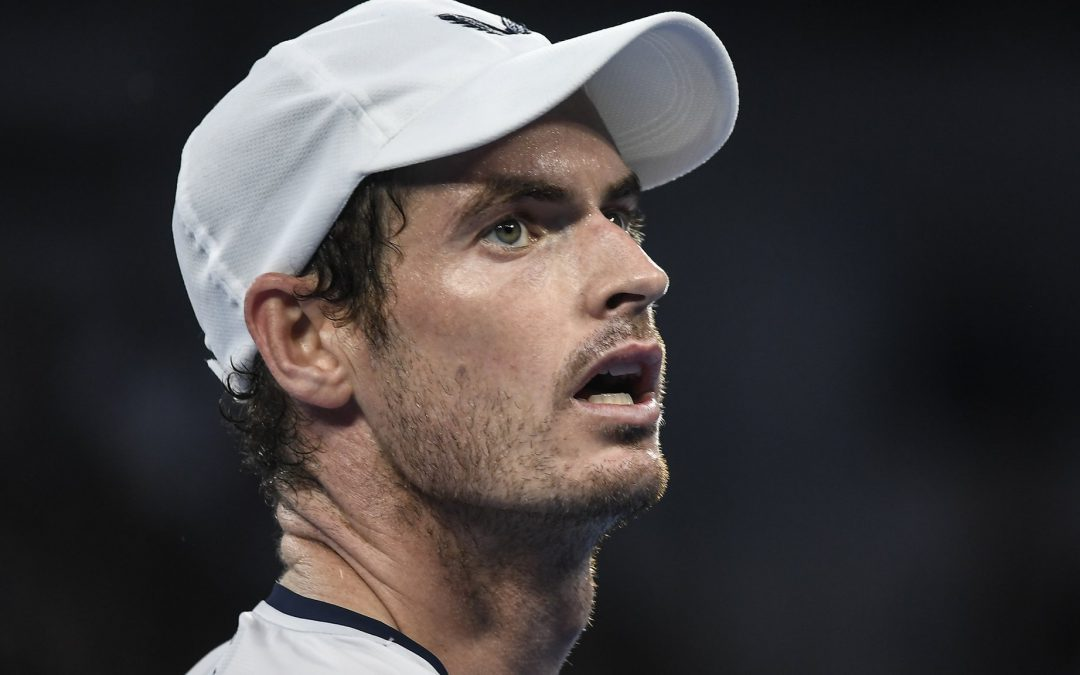 BBC TENNIS: London Marathon: Andy Murray named as official starter