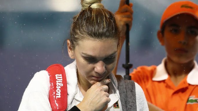 BBC TENNIS: Halep misses out on number one spot after losing semi-final