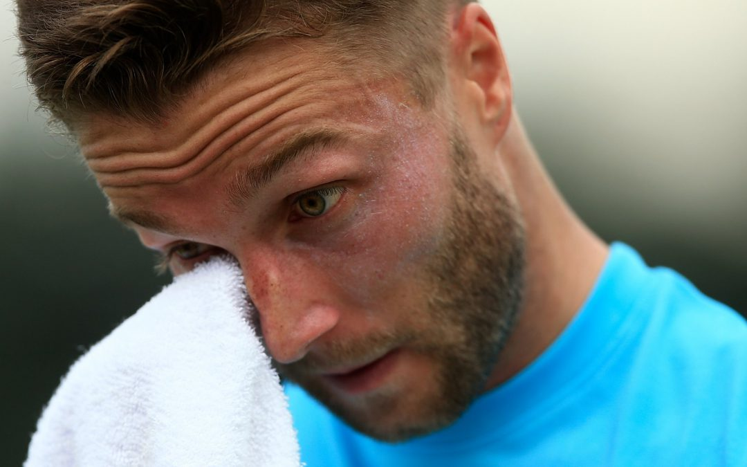 BBC TENNIS: Liam Broady: Briton considered quitting after mental health struggles