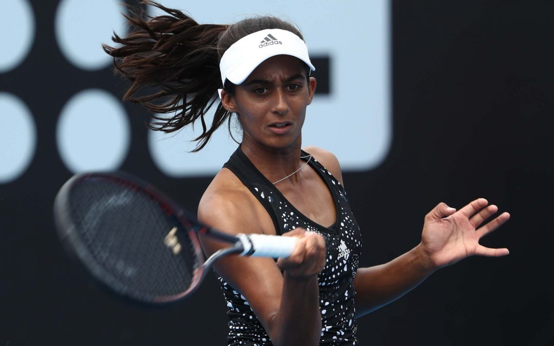 BBC TENNIS: Bains requests to change nationality from Australian to British