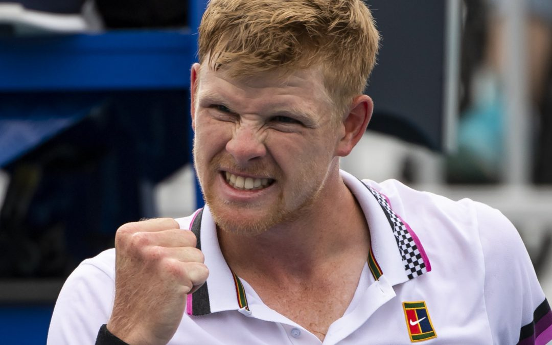 BBC TENNIS: Kyle Edmund to face Jo-Wilfried Tsonga in Marrakech last 16