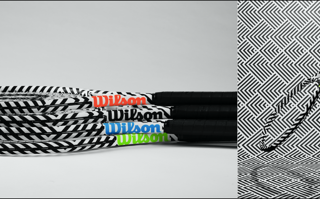 Wilson Tennis Announces Bold Edition Collection