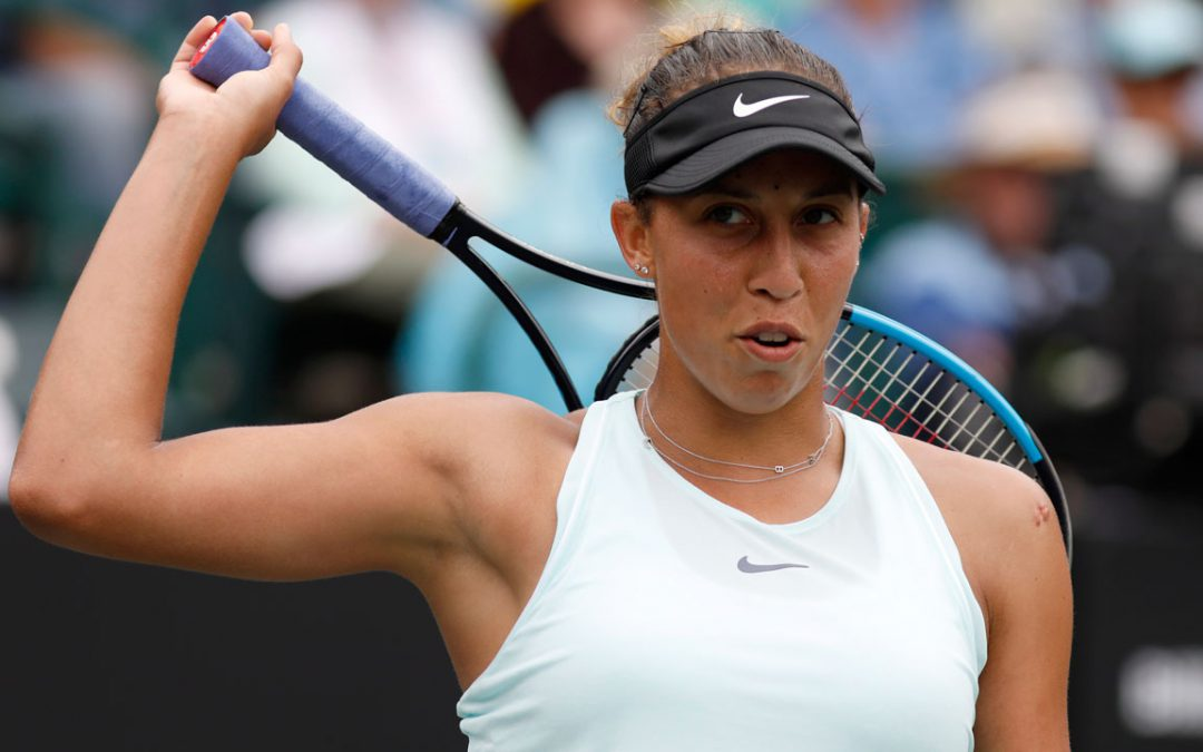 SPORTSNET TENNIS: American Keys overpowers Wozniacki to win Volvo Car Open