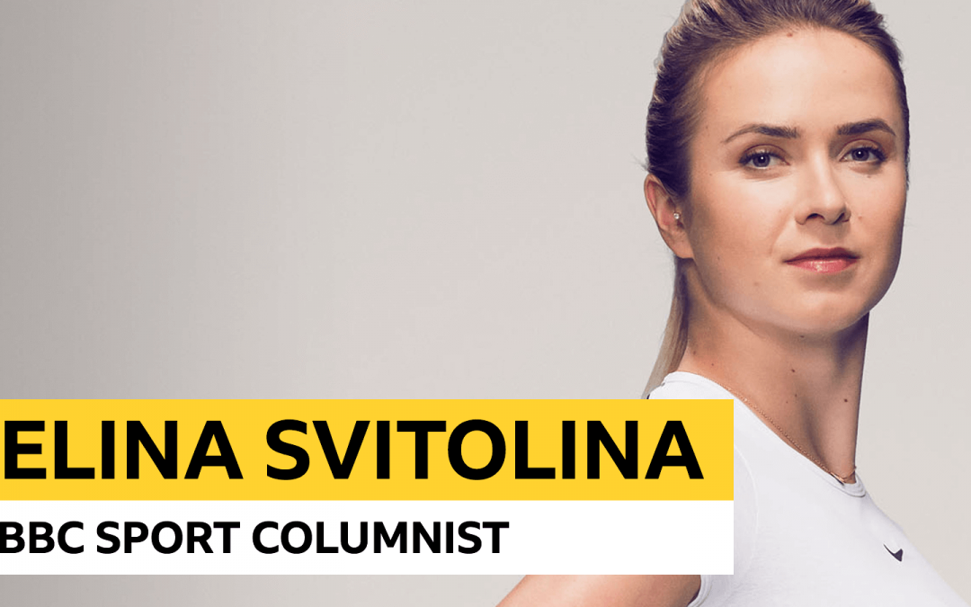 BBC TENNIS: Why I paid for another player's surgery  – Svitolina column