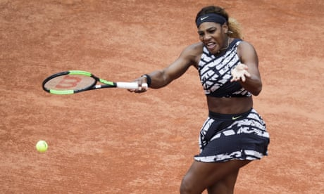 GUARDIAN TENNIS: French Open 2019, day two: Konta and Serena Williams through – as it happened