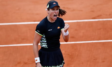 GUARDIAN TENNIS: French Open 2019: Konta wins, Federer and Nadal ease through – as it happened