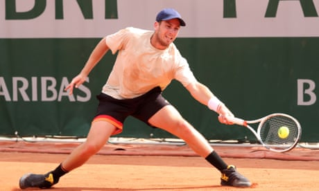 GUARDIAN TENNIS: Cameron Norrie defends Nick Kyrgios over late withdrawal from French Open