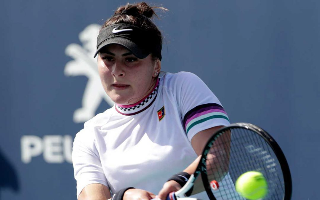 SPORTSNET TENNIS: Three young Canadians look to make their mark at French Open
