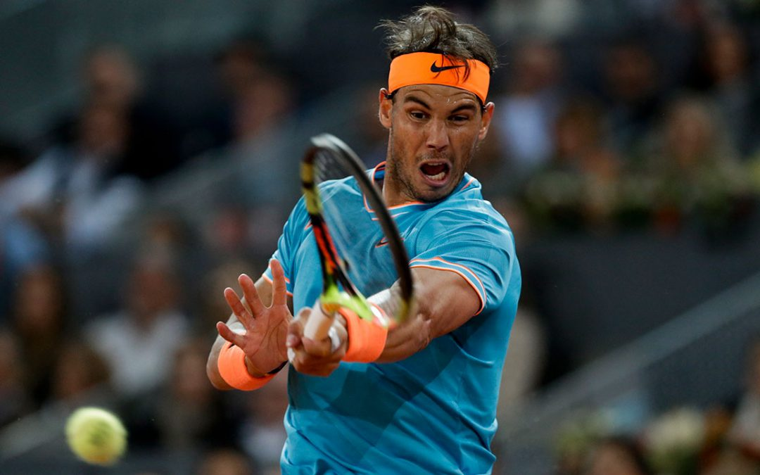 SPORTSNET TENNIS: Rafael Nadal says he is taking clay slump 'naturally'