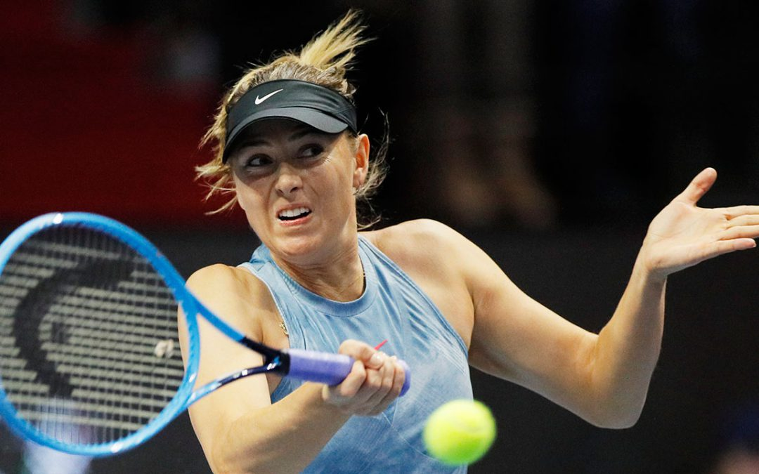 SPORTSNET TENNIS: Maria Sharapova pulls out of French Open with right shoulder injury
