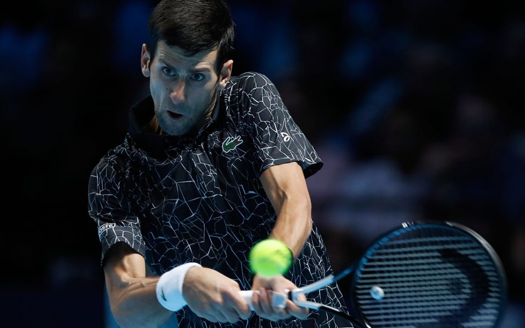 SPORTSNET TENNIS: ATP Finals moving to Turin from 2021-25; succeeds London