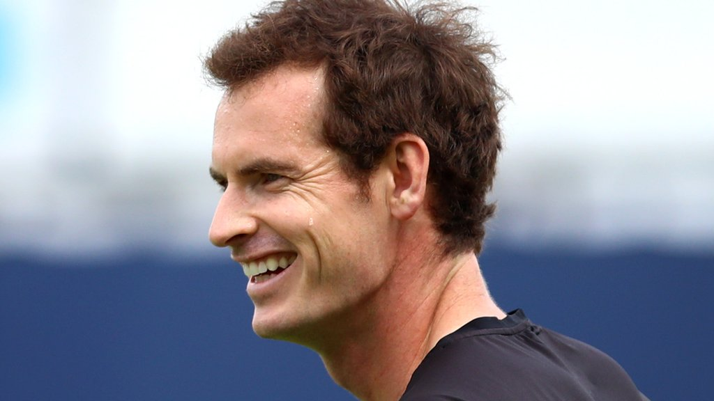 BBC TENNIS: 'I was getting no enjoyment' – Murray says surgery revived love of tennis