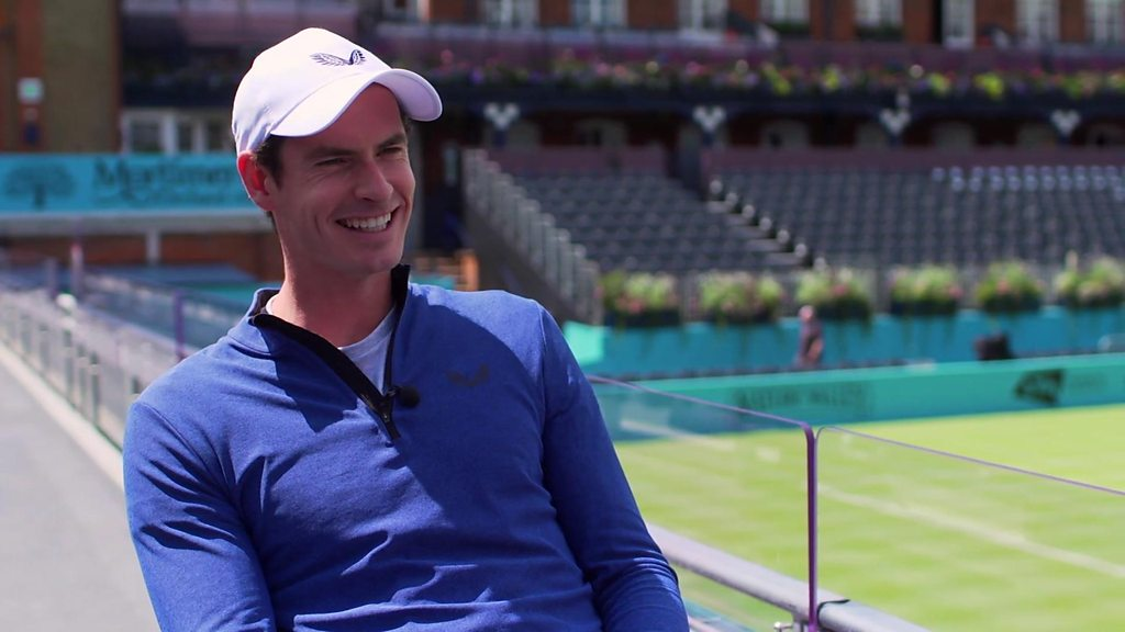 BBC TENNIS: Andy Murray's 'life-changing' hip surgery has left him pain-free