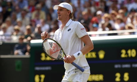 GUARDIAN TENNIS: Kevin Anderson: 'One tennis player coming out might open the gates for others'