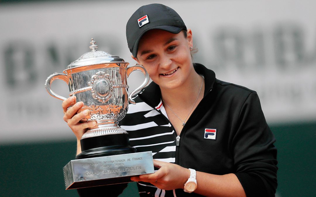 SPORTSNET TENNIS: Australia's Ash Barty wins French Open final for 1st Grand Slam title