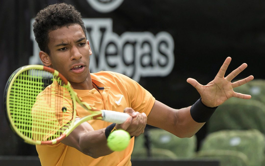 SPORTSNET TENNIS: Felix Auger-Aliassime comes up short in Stuttgart final