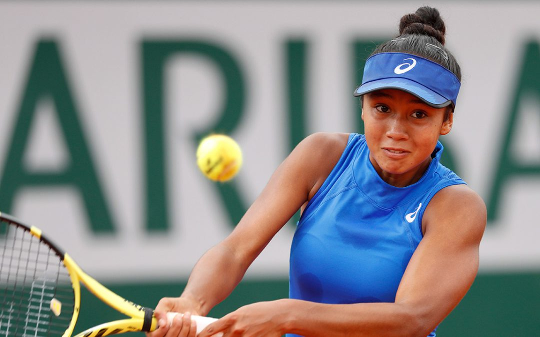 SPORTSNET TENNIS: Fernandez hopes to follow idol's footsteps after French Open title