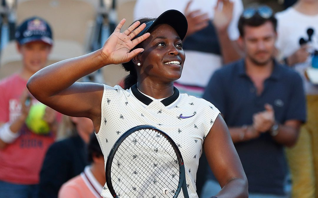 SPORTSNET TENNIS: Sloane Stephens' strategy: Move on quickly from wasted match points