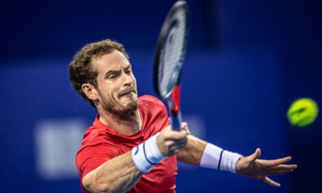 GUARDIAN TENNIS: Andy Murray signs up for virtual Madrid Open as tennis takes on Covid-19