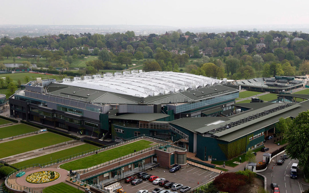 SPORTSNET TENNIS: Wimbledon cancelled, tennis seasons now suspended until July 13