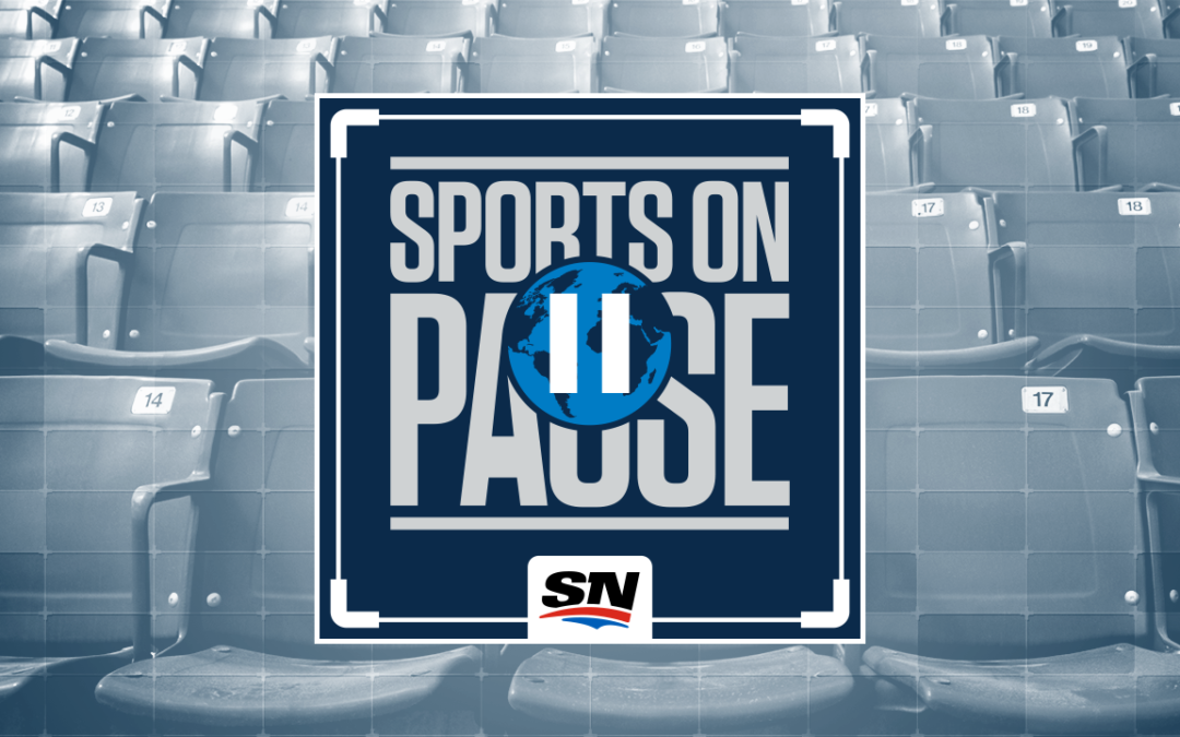 SPORTSNET TENNIS: Sports On Pause podcast, Episode 2: No tickets needed