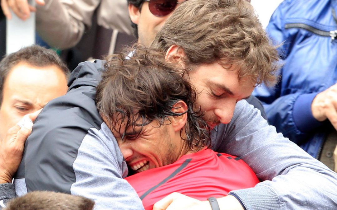 SPORTSNET TENNIS: Nadal and Gasol campaign for COVID-19 response donations in Spain