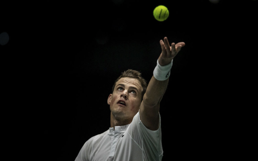 SPORTSNET TENNIS: Canada's Pospisil facing uncertainty of ATP season amid COVID-19 outbreak